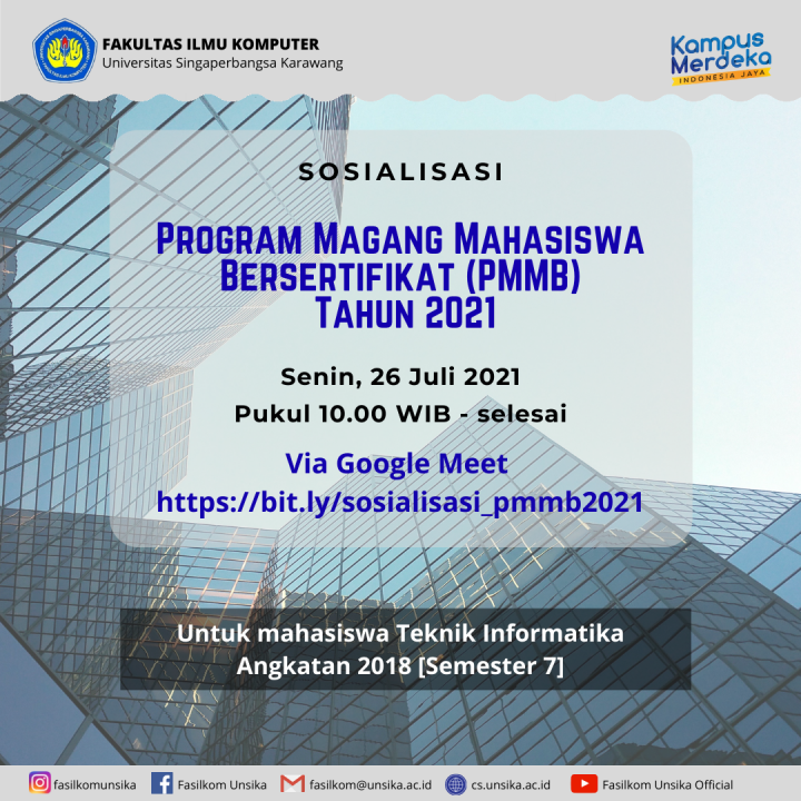 You are currently viewing SOSIALISASI PMMB TAHUN 2021